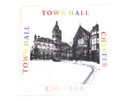 Chester Town Hall Greetings Card