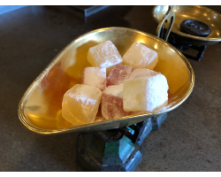 Turkish Delight - 8 pieces in Jubilee Tin Image