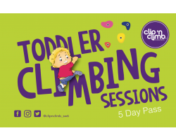 Toddler 5 day Pass