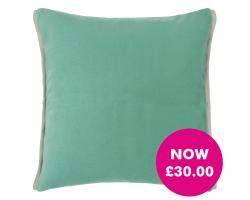 Designers Guild Varese Pale Jade cushion