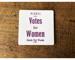 Votes for Women Coaster
