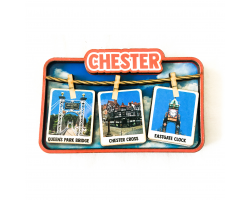 Chester Washing Line Magnet