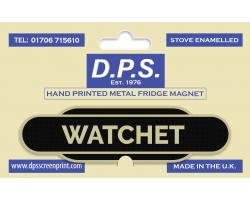 Watchet Fridge Magnet