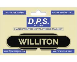 Williton Fridge Magnet