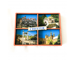 Chester Window Pane Magnet