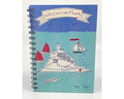 St Michael's Mount Wire Bound Notebook