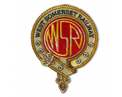 WSR sew on badge