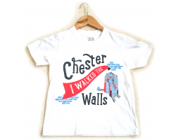 """I Walked the Walls"" T-shirt - Child's Large"