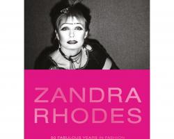 Zandra Rhodes: 50 Fab Years