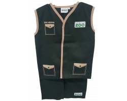 Zookeeper's Outfit (3 - 4 years)